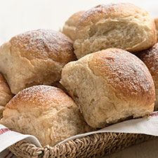 Honey Wheat Rolls: King Arthur Flour.  Another great whole wheat roll recipe with extra tips to ensure success!