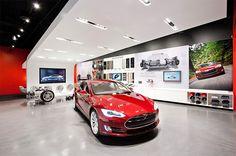 Tesla Model S : après le restylage, un prix en baisse pour l'été