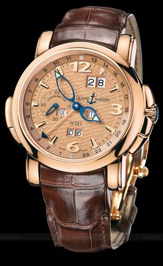 Ulysse Nardin GMT Perpetual, great for a picnic with a nice Cab!!!