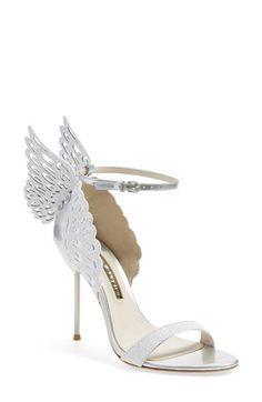 SOPHIA WEBSTER 'Evangeline' Ankle Strap Sandal (Women) available at #Nordstrom