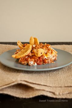 Oven baked frito pie - Do what??? I know it's not healthy but who can pass on frito pie???