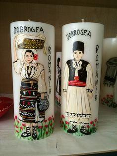 Handmade romanesc! www.heracandles.ro