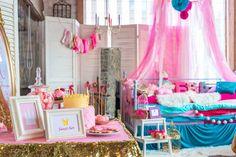 Princess party.
