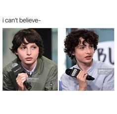Finn Wolfhard - grown up