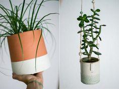 Urban Jungle Bloggers: Creative Planters