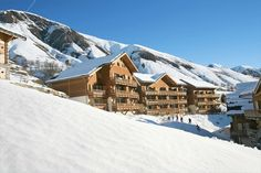 Vacances ski pas cher à la Résidence Odalys Les Chalets d'Arvan