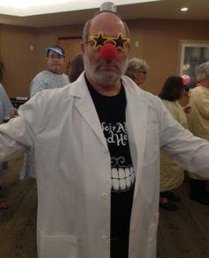 Joel L. Schwartz, M.D. - The Stress Less Shrink at AATH conference 2013