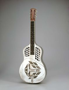 Resonator guitar (Tricone model) 1934 USA | Museum of Fine Arts, Boston