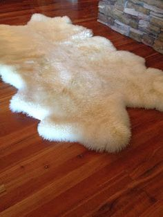 Exceptional Newly Domestic Blog: The Easiest Way To Clean A Lambskin Or Sheepskin Rug
