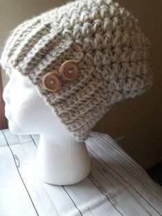 Check out this item in my Etsy shop https://www.etsy.com/listing/531718144/womens-slouchy-hat-crochet-slouchy-hat