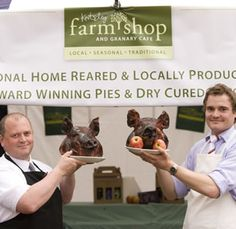 Food lovers - mark 20-21 April in your diary and don't miss #BAFF2013