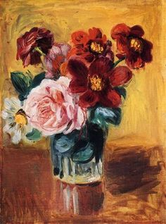 Pierre Auguste Renoir Flowers in a Vase - The Largest Art reproductions Center In Our website. Low Wholesale Prices Great Pricing Quality Hand paintings for salePierre Auguste Renoir Pierre Auguste Renoir, Edouard Manet, Oil Canvas, Oil Painting On Canvas, Canvas Art Prints, Peace Painting, August Renoir, Monet, Antoine Bourdelle