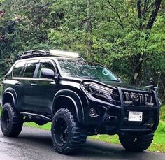 Mean Looking Toyota Prado