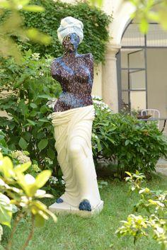 Enrica Borghi, garden www.dimoredarte.com 2013