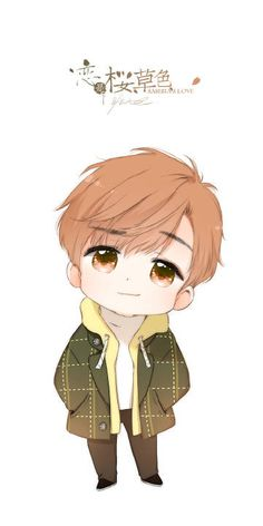 Love like Cherry blossom Naruto Chibi, Chibi Manga, Chibi Bts, Dibujos Anime Chibi, Cute Anime Chibi, Kawaii Chibi, Kawaii Anime, Cute Anime Boy, Anime Naruto