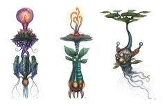mythical plants - Google Search