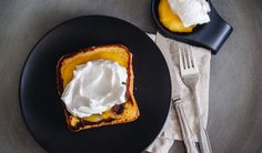 Start your spring morning with this Lemon Meringue French Toast.