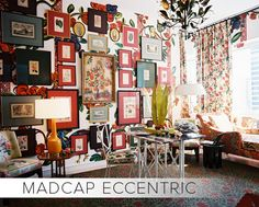 I took the @LonnyMag and @DesignByIKEA #MyStyleFinder Quiz and I'm Madcap Eccentric! What's your style personality?null - Quiz
