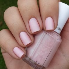 """""""Just Stitched from the Cashmere Matte Collection by @essiepolish."""""""