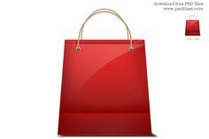 Shopping Bag Icon | PSDblast