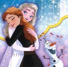 Disney Art, Disney Pixar, Disney Characters, Fictional Characters, Anna Frozen, Disney Frozen, Art Pictures, Art Pics, Frozen Pictures