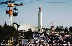 Tomorrowland 1950s or 60s