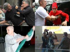 PEDRO HITOMI OSERA: Barraco! Veja os famosos que já perderam a cabeça ...