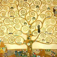 Gustav Klimt Art Reproductions on Canvas   Fine Art One