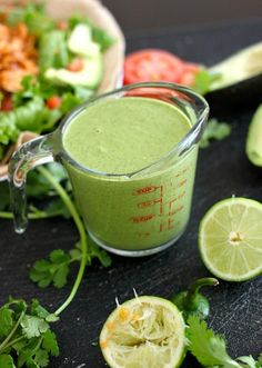 28 Quick and Easy Homemade Salad Dressing Recipes @FoodBlogs