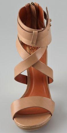 Pour La Victoire Macaria High Heel Sandals $272