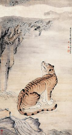 Painted by Gao Qipei (高其佩, 1660-1734) |