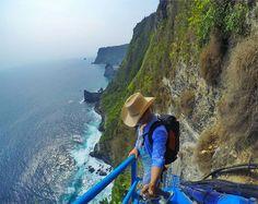 Peguyangan Waterfall, Nusa Penida.