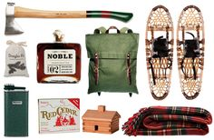 """""""over the river and through the woods"""" via tomboy style - cabin gear Bell Tent Camping, Go Camping, Outdoor Camping, Tomboy Fashion, Tomboy Style, Sleeping Under The Stars, New England Style, Over The River, Mountain Man"""