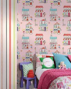 My little shop | Todos os papéis de parede | Papéis de parede adicionais | Papel de parede dos anos 70