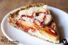 Kuchařka ze Svatojánu: OŘECHOVÝ DORTÍK S BANÁNY Apple Pie, Sweet Recipes, Sweet Tooth, Paleo, French Toast, Food And Drink, Sweets, Cooking, Breakfast
