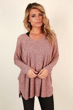 Bayside Beauty Tunic in Blush