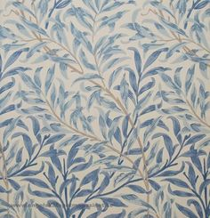 Willow Boughs tapeter från William Morris® (WM119-02) hos Engelska Tapetmagasinet. ✓ Beställ fraktfritt online ✓ Snabb leverans
