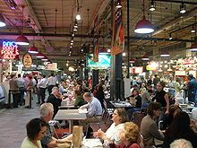 Reading Terminal Market!  (Mom did tease me for how I do seem to judge neighborhoods primarily by where I would buy groceries.)