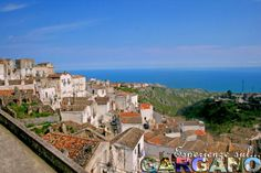 Monte S. Angelo, Gargano, Puglia