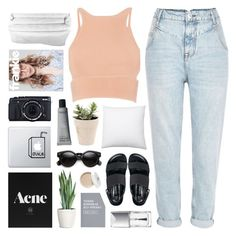 """FLORENCE"" by feels-like-snow-in-september ❤ liked on Polyvore featuring River Island, Jonathan Simkhai, Frette, Senso, Fujifilm, Christian Dior, snowinseptembertopsets and philosoqhytags"