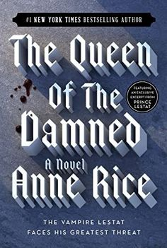 [Kindle] The Queen of the Damned (The Vampire Chronicles, Book Author Anne Rice, Got Books, Books To Read, Anne Rice Books, Kindle, Queen Of The Damned, The Vampire Chronicles, Vampire Books, Vampire Band, Most Popular Books