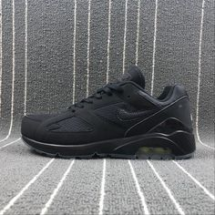 Kjøpe Billig Menn Nike Air Max 180 Svart på Nike Air Max 180 i butikken Air Max 180, All Black Sneakers, Nike Men, Nike Air Max, Camo, Stuff To Buy, Shoes, Fashion, Camouflage