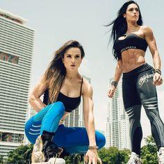 Female Form #StrongIsBeautiful  #Motivation  #WomenLift2  Gracyanne Barbosa  Alice Matos