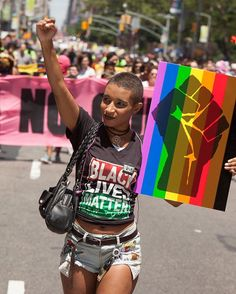 NYCs March is one of the largest in the world and the most significant dating back to March of 1970 following the 1969 Stonewall Riots which will mark their 50th anniversary in 2019. Photographer @RyanMcginleyStudios documents this year's #Pride Weekend in the link in our bio.  via VOGUE MAGAZINE OFFICIAL INSTAGRAM - Fashion Campaigns  Haute Couture  Advertising  Editorial Photography  Magazine Cover Designs  Supermodels  Runway Models