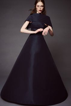 Zac Posen Resort 2016 Fashion Show