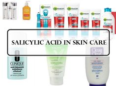 Top 10: Best Salicylic Acid Based Products for Acne Prone Oily Skin in India. From clinique to Vichy, Cipla to Cetaphil I have included what dermatologists