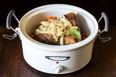How to adapt a recipe to a slow cooker | food 52