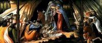 Pignatelli relaziona sulla Natività Mistica di Sandro Botticelli