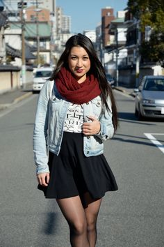 Outfit post: How to: Dress in Winter  www.leopardcouture.blogspot.jp/2014/02/how-to-dress-in-winter.html