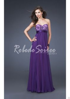 Draped Empire with Lavish Embellished Bust Lucky Evening Dress 095ad91b3296